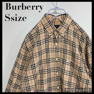 BURBERRY - Burberry バーバリー チェック シャツ メンズ
