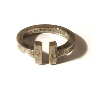 Tiffany & Co. - ティファニー Tワイヤー シルバー