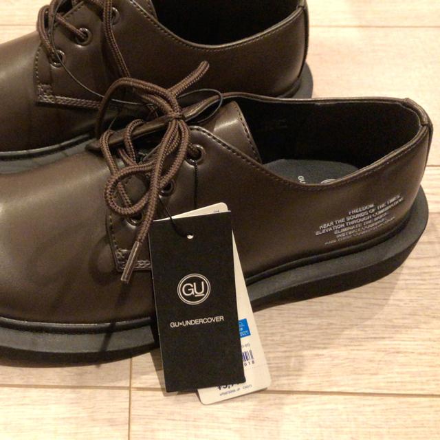 UNDERCOVER(アンダーカバー)の27 アンダーカバー コラボ 靴 スニーカー tシャツ パーカー デニム bag メンズの靴/シューズ(ドレス/ビジネス)の商品写真