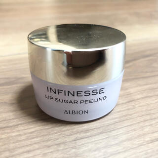 ALBION - 新品アルビオン アンフィネス リップシュガーピーリング