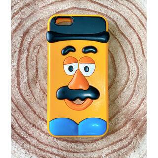 トイストーリー(トイ・ストーリー)の iPhone 6s/6用 シリコンケース ディズニー・Mr.ポテトヘッド(iPhoneケース)