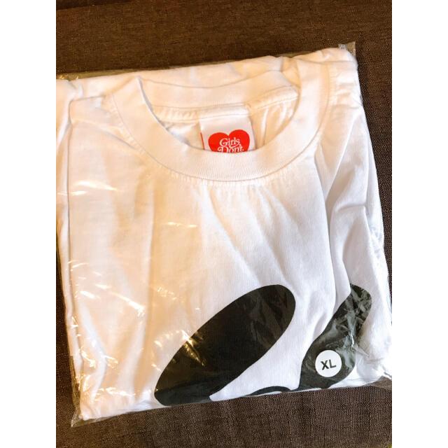 GDC(ジーディーシー)のGirls Don't Cry  Stop Racism Tシャツ XL メンズのトップス(Tシャツ/カットソー(半袖/袖なし))の商品写真