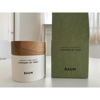 BAUM バウム アロマティックハンドクリーム 150g シンフォニーオブツリー