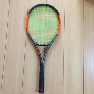 wilson - ウイルソン 硬式テニスラケット BURN