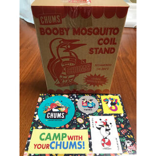 CHUMS - 【新品】おまけ付き チャムス chums 蚊取り線香台