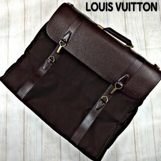 ルイヴィトン(LOUIS VUITTON)の◎美品◎LOUIS VUITTON タイガ ガーバメントキャリア(トラベルバッグ/スーツケース)