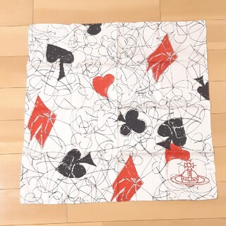Vivienne Westwood - 新品 viviennewestwood トランプ ハンカチ