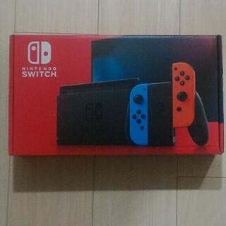Nintendo Switch - 新品未開封 Nintendo Switch 本体 ネオン ニンテンドー 新型