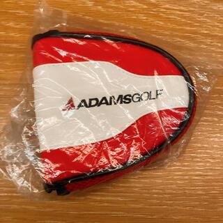 アダムスゴルフ(Adams Golf)のAdams golf パターカバー 未使用品(その他)