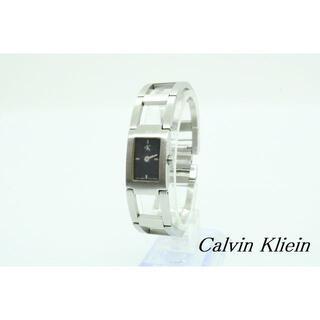 シーケーカルバンクライン(ck Calvin Klein)の【W-615】動作品/電池交換済 Calvin Kliein K4111 腕時計(腕時計)