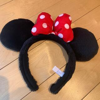 ミニーマウス(ミニーマウス)のミニー カチューシャ(カチューシャ)