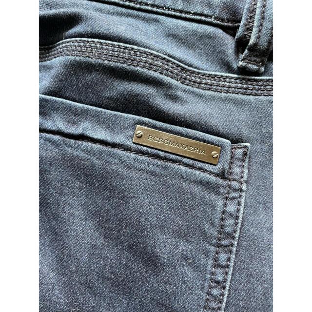 BCBGMAXAZRIA(ビーシービージーマックスアズリア)の【試し履きのみ】BCBG  MAXAZRIA デニム ジーンズ レディースのパンツ(デニム/ジーンズ)の商品写真