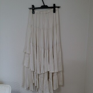 Noble - NOBLE ランダムティアードロングスカート