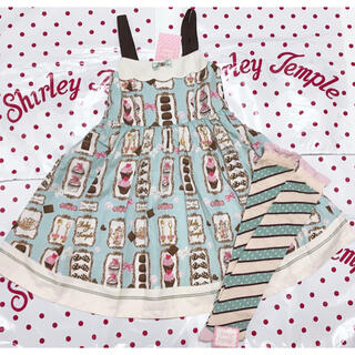 Shirley Temple - 新品 シャーリーテンプル ワンピース