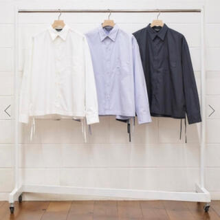 UNUSED - unused テープシャツ size2  white