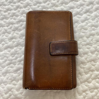 ホワイトハウスコックス(WHITEHOUSE COX)のホワイトハウスコックス 折財布 ブライドルレザー(折り財布)