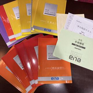 エナ(ENA)の中高一貫校受験 ena パースペクティブ(語学/参考書)