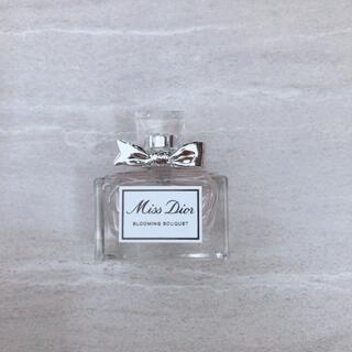 ディオール(Dior)の【新品未使用】ミスディオール ブルーミングブーケ ミニチュア(香水(女性用))