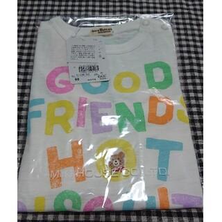HOT BISCUITS - ミキハウス ホットビスケッツ 半袖Tシャツ 90cm