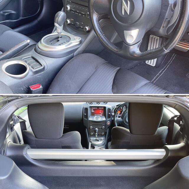 日産(ニッサン)の日産 ☆高年式低走行☆ フェアレディZ 車検3.9 Bluetooth ドラレコ 自動車/バイクの自動車(車体)の商品写真