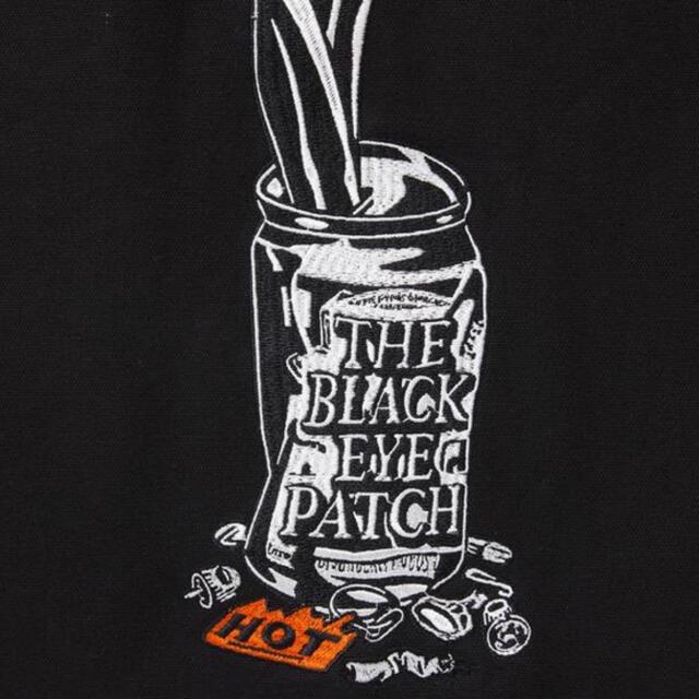 Wasted youth x Black eye patch ベスト XL メンズのジャケット/アウター(ブルゾン)の商品写真