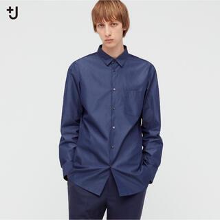 UNIQLO - +J スーピマコットンレギュラーフィットシャツ