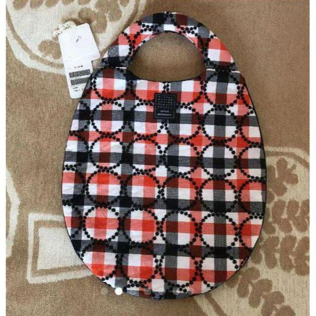 mina perhonen(ミナペルホネン)の最終価格です‼️ミナ ペルホネン エッグバッグ チェック タンバリン レディースのバッグ(ハンドバッグ)の商品写真