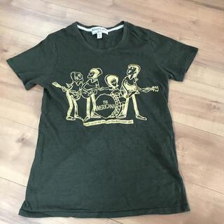 アメリカーナ(AMERICANA)のアメリカーナ Americana カーキ Tシャツ(Tシャツ(半袖/袖なし))