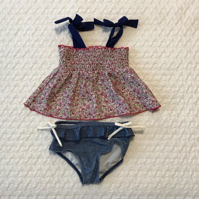 petit main(プティマイン)のpetit main 水着 キッズ/ベビー/マタニティのベビー服(~85cm)(水着)の商品写真