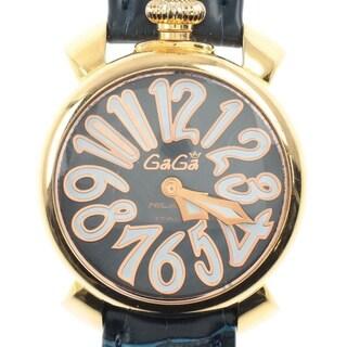 ガガミラノ(GaGa MILANO)のGaGa Milano  腕時計 レディース(腕時計)