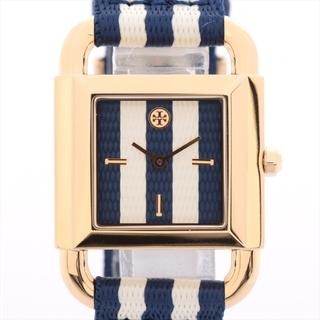 トリーバーチ(Tory Burch)のトリーバーチ  GP×ナイロン   レディース 腕時計(腕時計)