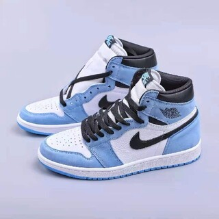NIKE AIR JORDAN1 University Blue 28CM