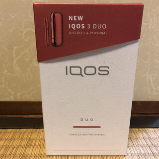 IQOS - iQOS デュオ3 限定カラー