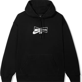 NIKE - WASTED YOUTH Nike SB HOODY XL verdy