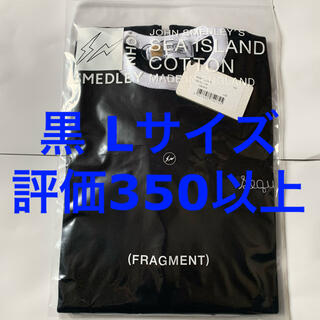 FRAGMENT - 送料込み Lサイズ 黒 FRAGMENT SEQUEL JOHN SMEDLEY