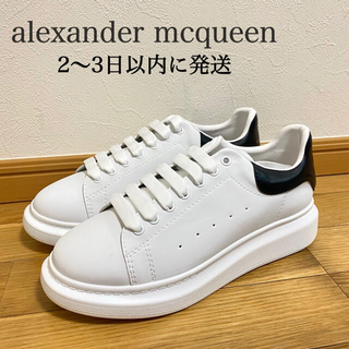 Alexander McQueen - Alexander McQueen アレキサンダーマックイーン スニーカー 42