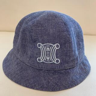 セリーヌ(celine)のセリーヌ ベビーハット(帽子)