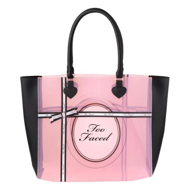 Too Faced(トゥフェイス)の【新品未開封】Too Faced トゥーフェイスド トートバッグ レディースのバッグ(トートバッグ)の商品写真