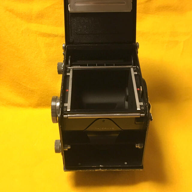 OLYMPUS(オリンパス)のAIRES AUTOMAT クラシック2眼レフ クランク巻上 スマホ/家電/カメラのカメラ(フィルムカメラ)の商品写真
