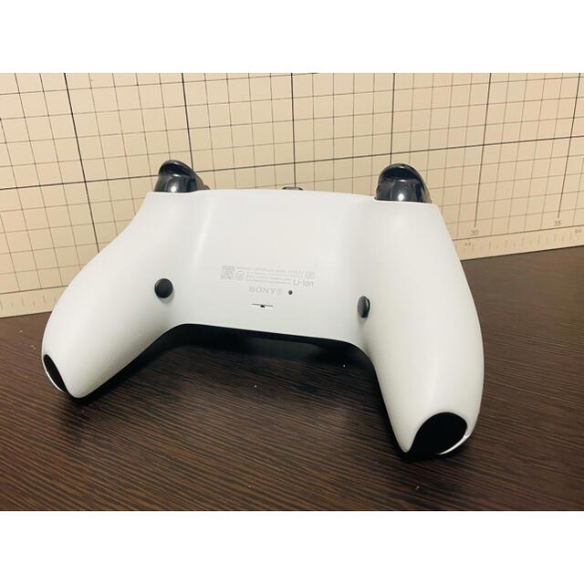 PlayStation(プレイステーション)のPS5 デュアルセンス背面ボタン増設クイックトリガーカスタム仕様 エンタメ/ホビーのゲームソフト/ゲーム機本体(その他)の商品写真