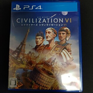 PlayStation4 - ps4シドマイヤーズ シヴィライゼーション6 日本語版
