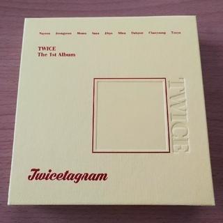ウェストトゥワイス(Waste(twice))のTWICE CD Twicetagram ジヒョ(K-POP/アジア)