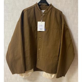 シールームリン(SeaRoomlynn)のマオカラーシャツジャケット (ノーカラージャケット)