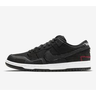 NIKE - WASTED YOUTH ×NIKE SB DUNK LOW