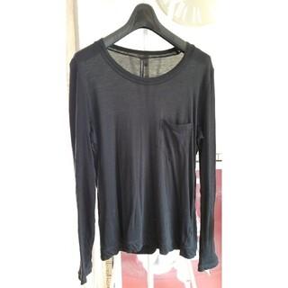 ブラックバレットバイニールバレット(BLACKBARRETT by NEIL BARRETT)の☆BLACKBARRETT by NEIL BARRETT  長袖Tシャツ☆(Tシャツ/カットソー(七分/長袖))