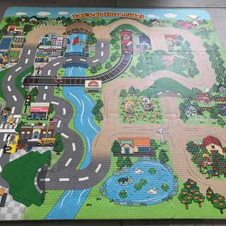 Disney - ワールドファミリー プレイマット