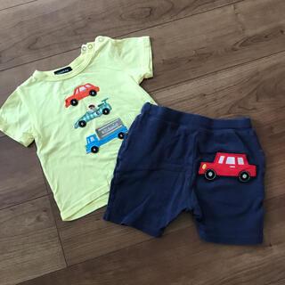 kladskap - クレードスコープ 90 Tシャツ パンツ セット