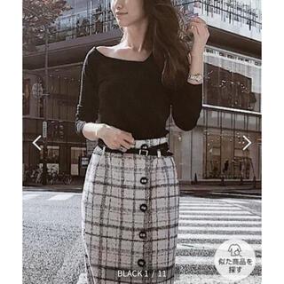 eimy istoire - eimy istoire エイミーイストワール トップス ブラック♡...*゜