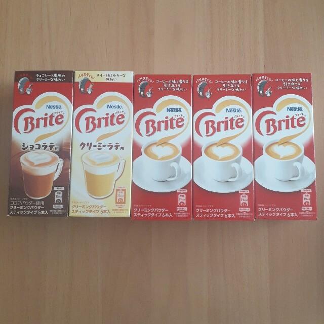 Nestle(ネスレ)のネスレブライト 食品/飲料/酒の飲料(コーヒー)の商品写真