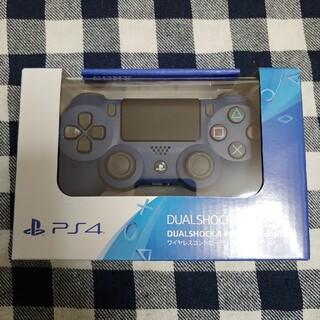 プレイステーション4(PlayStation4)の新品未開封 PS4 DUALSHOCK4 ワイヤレスコントローラー(その他)
